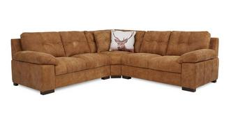 Estate 3 Piece Corner Sofa