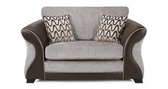 Eternity Formal Back Cuddler Sofa