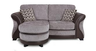 Eternity 2 Seater Formal Back Lounger