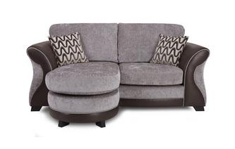 2 Seater Formal Back Lounger Eternity