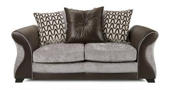 Eternity Large 2 Seater Pillow Back Deluxe Sofa Bed