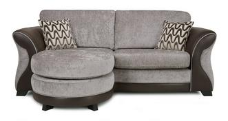 Eternity 3 Seater Formal Back Lounger