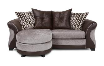 3 Seater Pillow Back Lounger Eternity