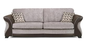 Eternity 4 Seater Formal Back Sofa