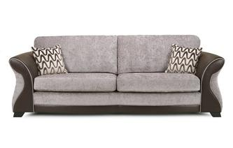 4 Seater Formal Back Sofa Eternity