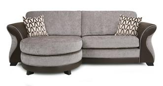 Eternity 4 Seater Formal Back Lounger