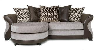 Eternity 4 Seater Pillow Back Lounger