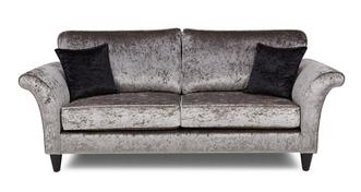 Etoile 3 Seater Formal Back Sofa