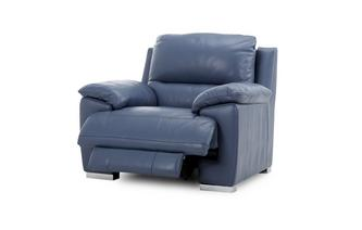 Electric USB Recliner Chair New Club