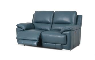 2 Seater Electric USB Recliner New Club