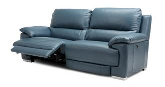 Falcon 3 Seater Electric USB Recliner