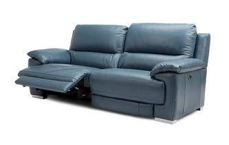3 Seater Electric Recliner New Club
