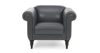 Fame Leather Armchair