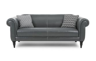 Leather Maxi Sofa Bizarre Leather