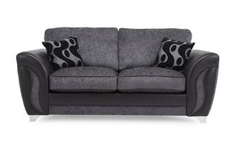 2 Seater Formal Back Sofa Talia