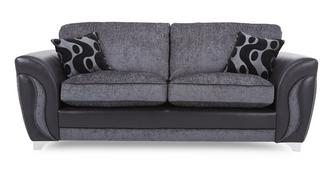 Farrow 3 Seater Formal Back Sofa Bed
