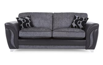 3 Seater Formal Back Sofa Bed Talia