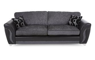 4 Seater Formal Back Sofa Talia