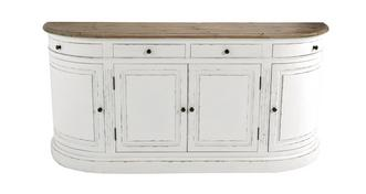Fete Curved Cabinet