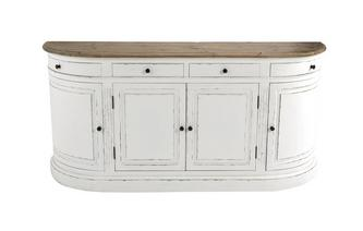Curved Cabinet Fete