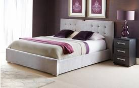 Flair Double (4 ft 6) Bedframe Majestic