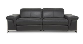 Focal 3 Seater Manual Recliner