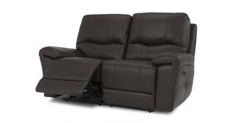 Form Leather and Leather Look 2 Seater Electric Recliner