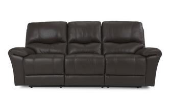 Leather and Leather Look 3 Seater Sofa Select