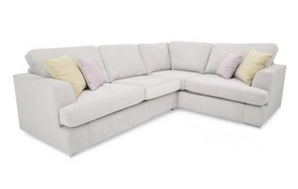 Left Hand Facing 2 Piece Corner Sofa Freya