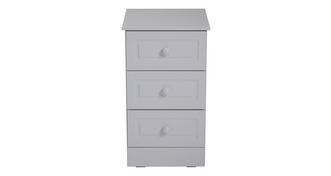 Frozen 3 Drawer Narrow Chest