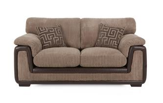 2 Seater Formal Back Sofa Genesis