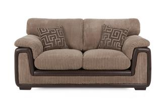 2 Seater Formal Back Deluxe Sofa Bed Genesis
