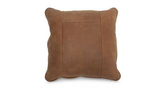 Gentry Leather Scatter Cushion