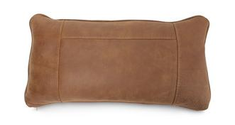 Gentry Leather Bolster Cushion
