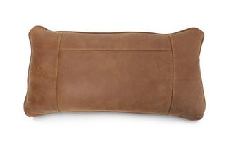 Leather Bolster Cushion