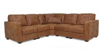 Gentry 5 Piece Corner Sofa