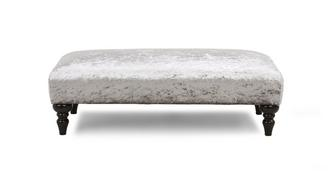 Glimmer Banquette Footstool