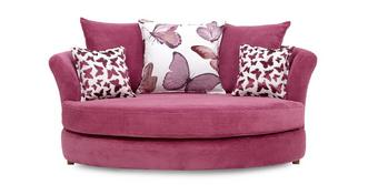Gloss Cuddler Sofa