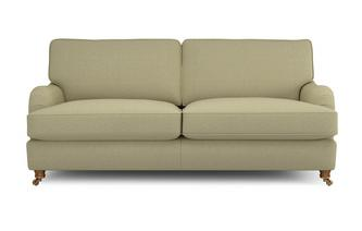 Racing Plain Large Sofa Gower Racing Plain