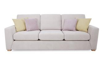 4 Seater Sofa Sherbet