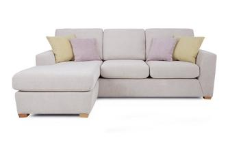 4 Seater Lounger Sherbet