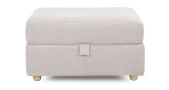 Gracie Large Storage Footstool