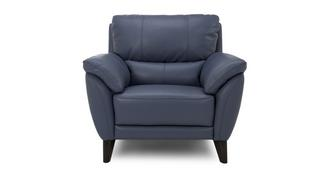 Graduate Leather and Leather Look Armchair
