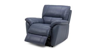 Graduate Leather and Leather Look Manual Recliner Chair