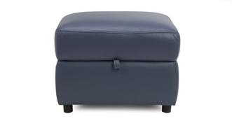 Graduate Leather and Leather Look Storage Footstool