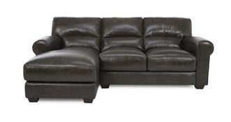 Gravity Left Hand Facing Chaise End Sofa