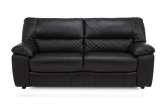 Leather and Leather Look 3 Seater Sofa Ultimate