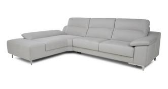 Guest Right Hand Facing 3 Seater Corner Group