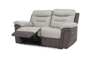 2 Seater Manual Recliner Guide Showroom
