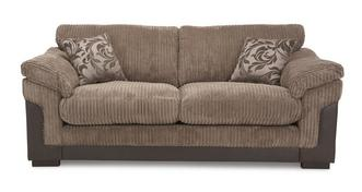 Hallow 3 Seater Formal Back Sofa
